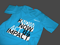 B4 IMPACT t-shirt