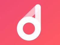 D6 Logo Dribbble
