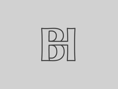 Bh Design bh monogram by bernt kommedal dribbble