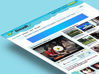 Timsah.com - Magnet (2010) css html layout web ux ui responsive landing homepage design