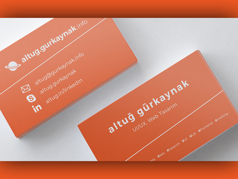 My New Bussiness Card design card business