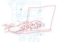Service Illustrations (part 2)