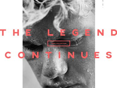 Concept Surf Website