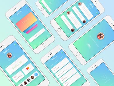 Social Money App