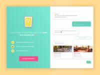 Homepage - Biru