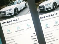 Car Finance App - Preview