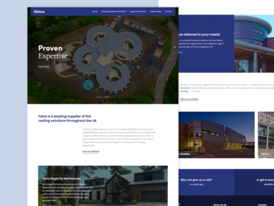 Fatra Homepage