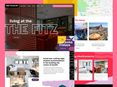 The Fitzalan Homepage