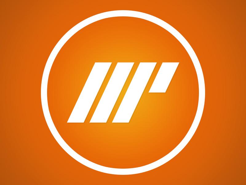 Self Logo logo design branding identity round circle modern lines