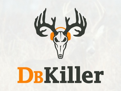 Crossbow product logo design design deer hunt crossbow buck