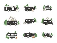 RV Icons