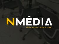 Nmedia Rebranding