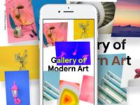 Google AMP Gallery