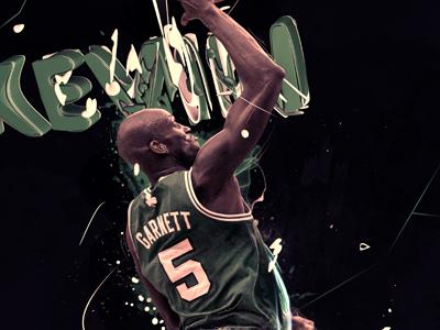 Garnett Celtics Small nba playoffs finals baskett usa game players team