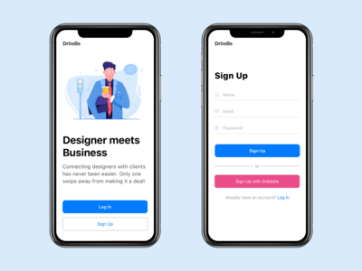 UI Challenge #1 -Sign Up