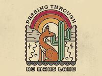 Passing through no mans land