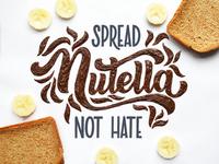 Spread Nutella