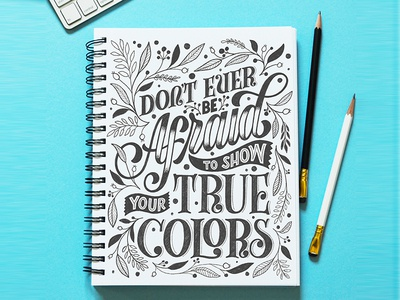 True Colors Sketch