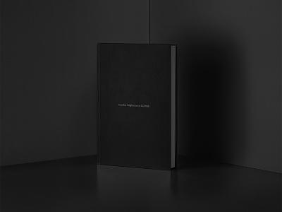 Another Nightmare at 20,000ft contemporary collage grunge clean blackandwhite dark swiss illustration book design