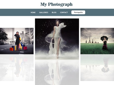 Photography Galery uiux 2020 clean ui ux web design clean app design profile website photo website galery website photography