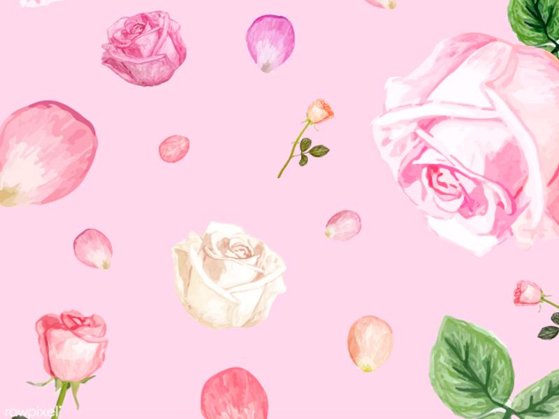 Free: Hand-Drawn Rose Vectors