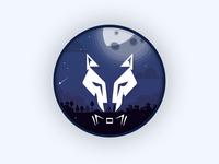 Lonewolf Dribbble