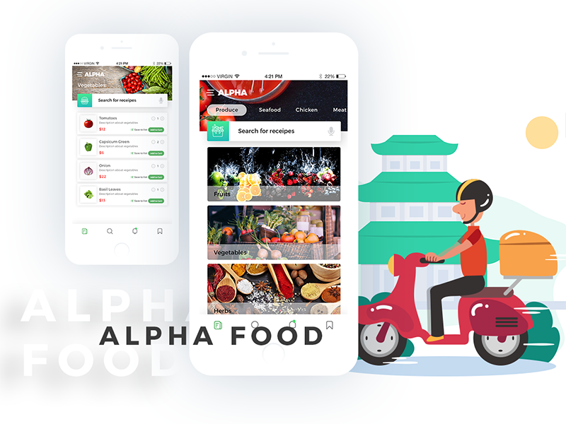 Food Order app booking online food food