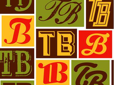 TB's logotype