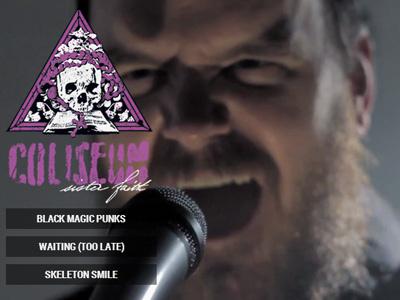 Coliseum: Sister Faith videos website coliseum louisville