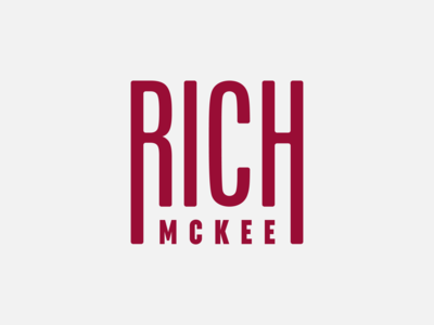 Rich McKee Guitars | Logo Concept