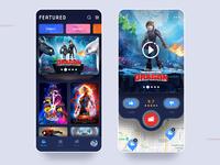 Movie App Reimagined
