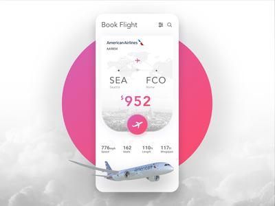 Travel App Elegance