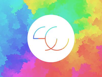 SC Logo logo branding identity colors generative art