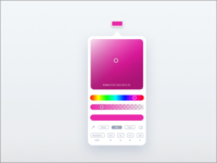 Daily UI - #001 Color Picker