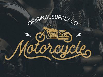 motherline font logo wordmark logotype cafer racer motorcycle creativemarket font script monoline rough vintage