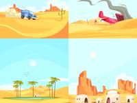 Desert design concept