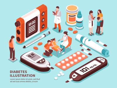 Diabetic patient life