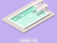 Swimming pool composition