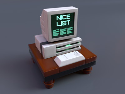 Lego PC pc lego redshift c4d