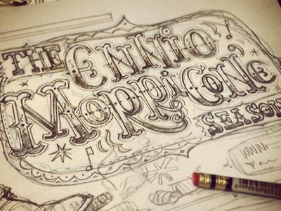 Ennio Morricone season