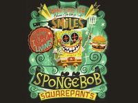 Picante SpongeBob - Gallery Nucleus Tribute Show