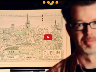 #LoveDublin time-lapse