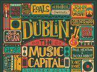 Dublin - The Music Capital - part2