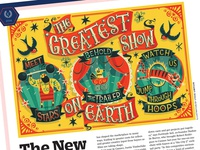 The Greatest Show on Earth - Variety