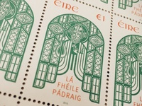 St. Patrick's Day stamp
