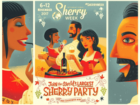 New artwork for #Sherryweek