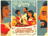 New artwork for #Sherryweek