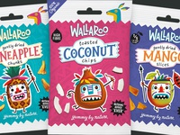 Wallaroo Packaging Design