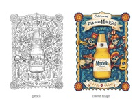 roughs - Day of the Dead - Modelo USA