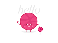 Hello to all you dribbbler's!
